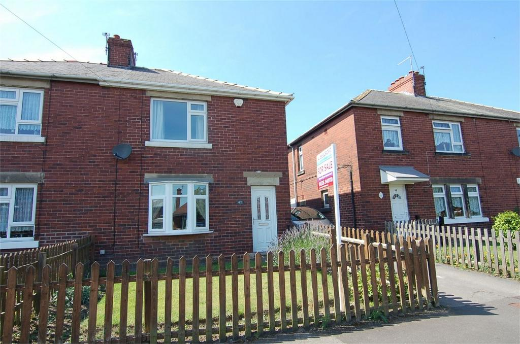 3 Bedrooms Semi Detached House for sale in Woodhall Road, Darfield, BARNSLEY, South Yorkshire