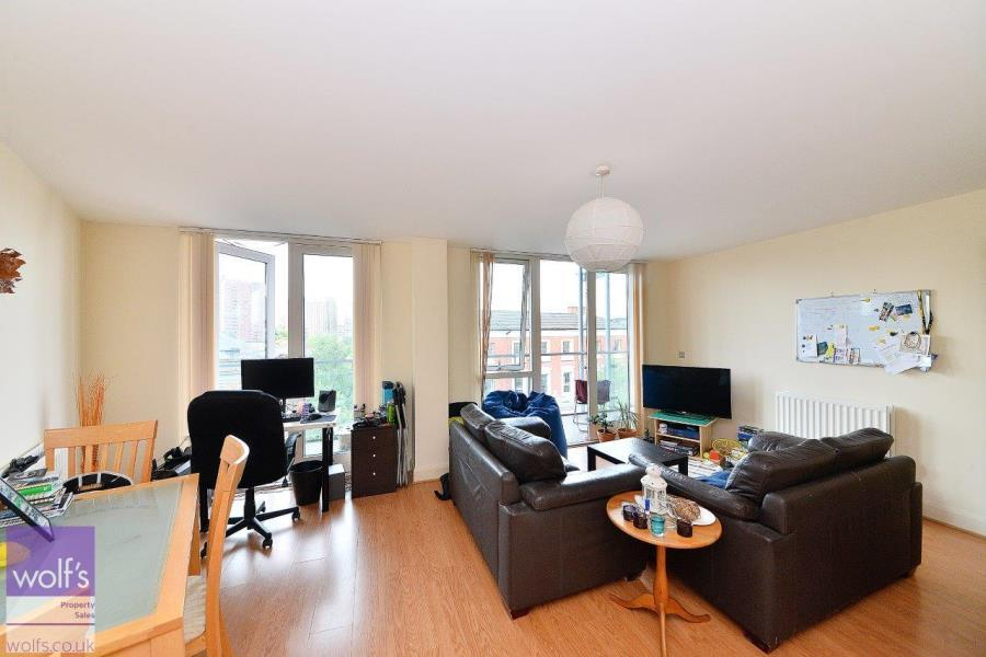 1 Bedroom Apartment Flat for sale in Bath Row, PARK CENTRAL, B15