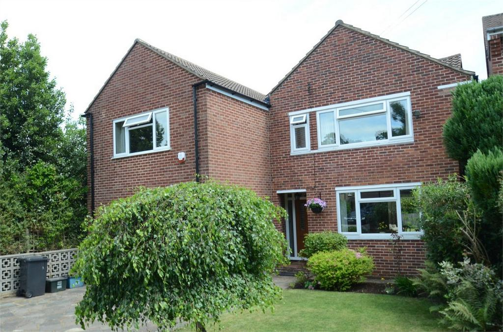 4 Bedrooms Detached House for sale in Greenway Gardens, Shirley, Croydon, Surrey