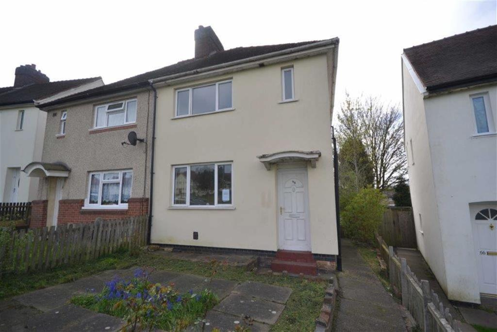 3 Bedrooms Semi Detached House for sale in Black A Tree Road, Stockingford, Nuneaton