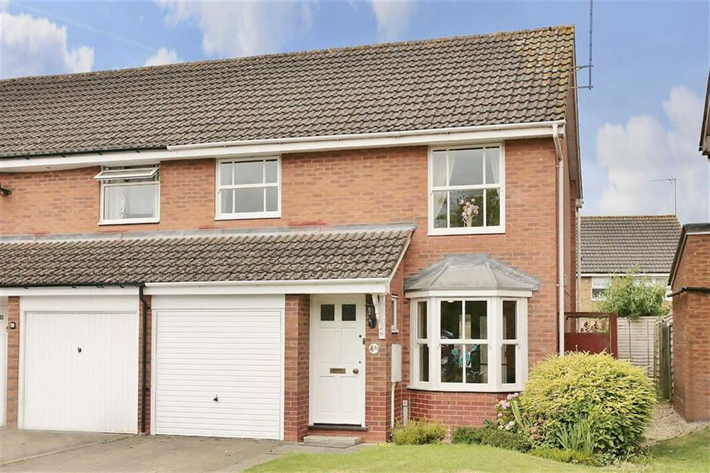 3 Bedrooms End Of Terrace House for sale in Princethorpe Drive, Banbury