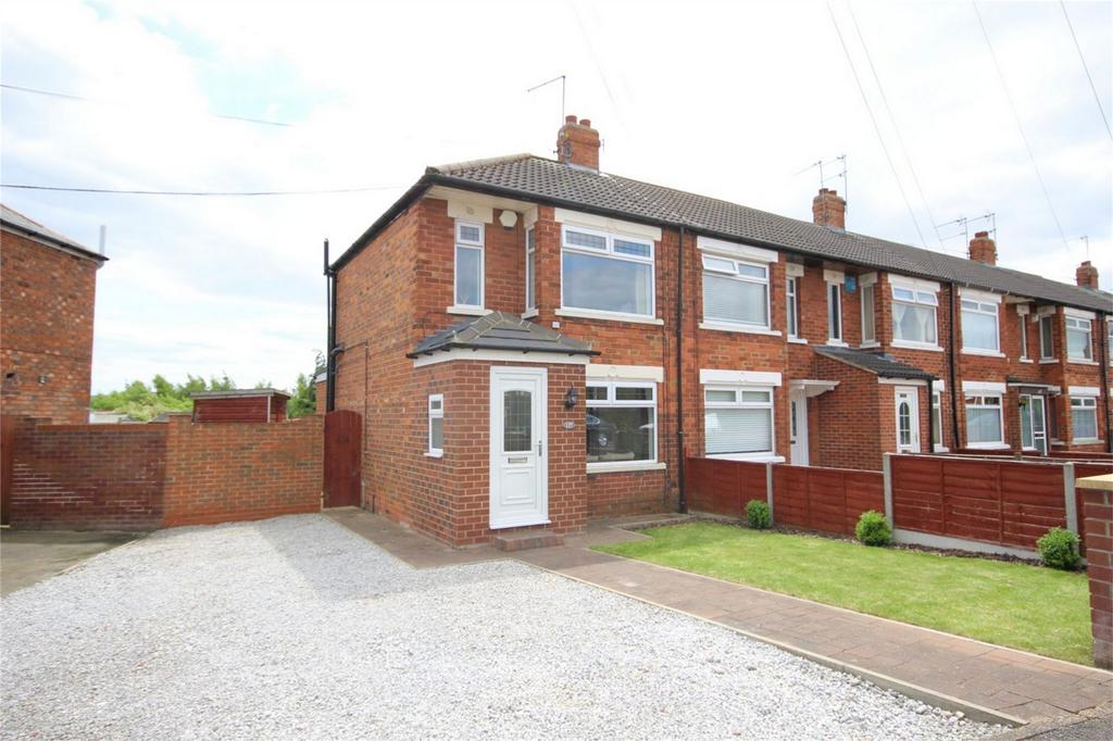 2 Bedrooms End Of Terrace House for sale in Bristol Road, Hull, East Riding of Yorkshire