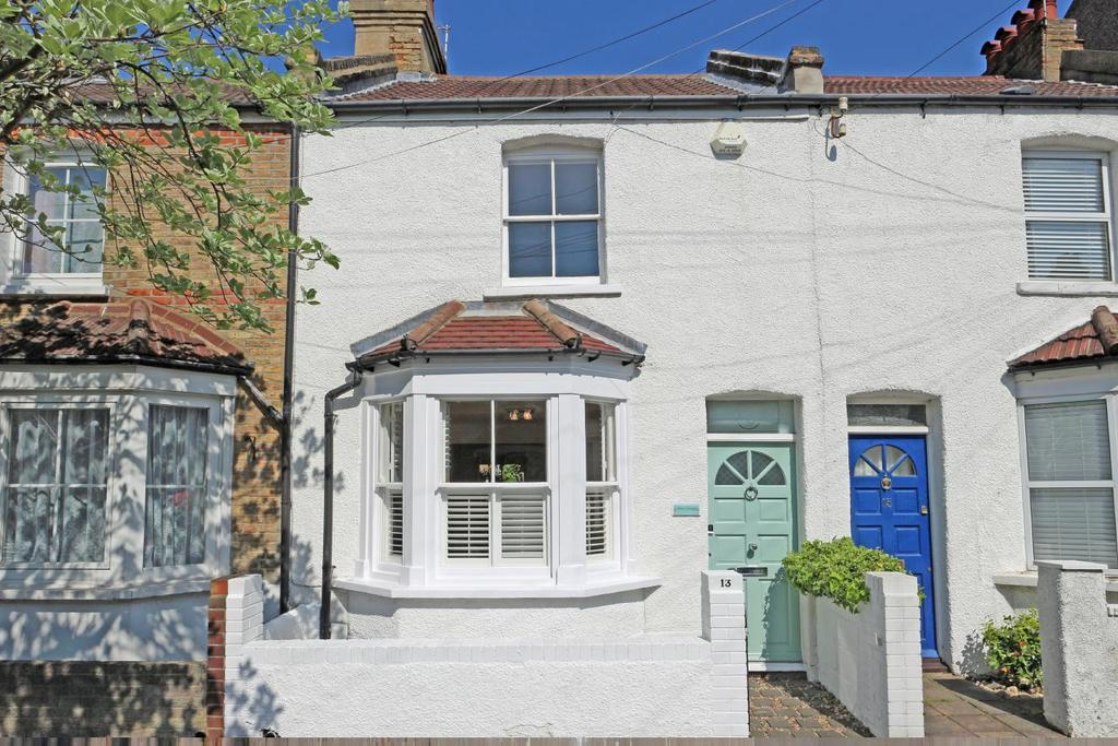 2 Bedrooms Terraced House for sale in Faversham Road, Beckenham, BR3