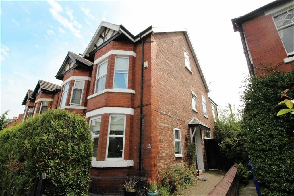 3 Bedrooms Semi Detached House for sale in Beech Road, Chorlton