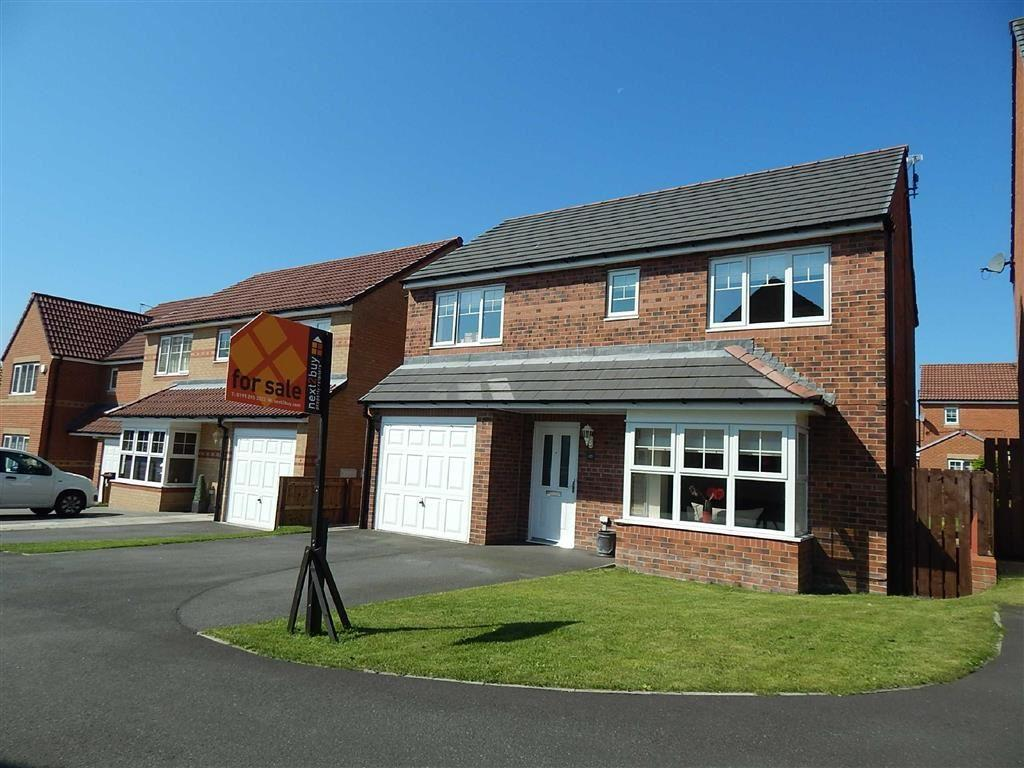 4 Bedrooms Detached House for sale in Cawfields Close, Hadrian Village, Willington Quay, NE28