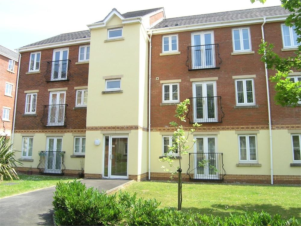 1 Bedroom Flat for sale in Rowsby Court, Pontprennau, Cardiff