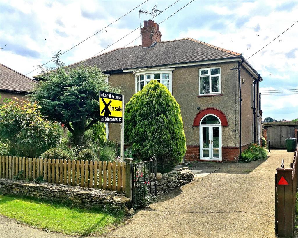 3 Bedrooms House for sale in Station Road, Thirsk
