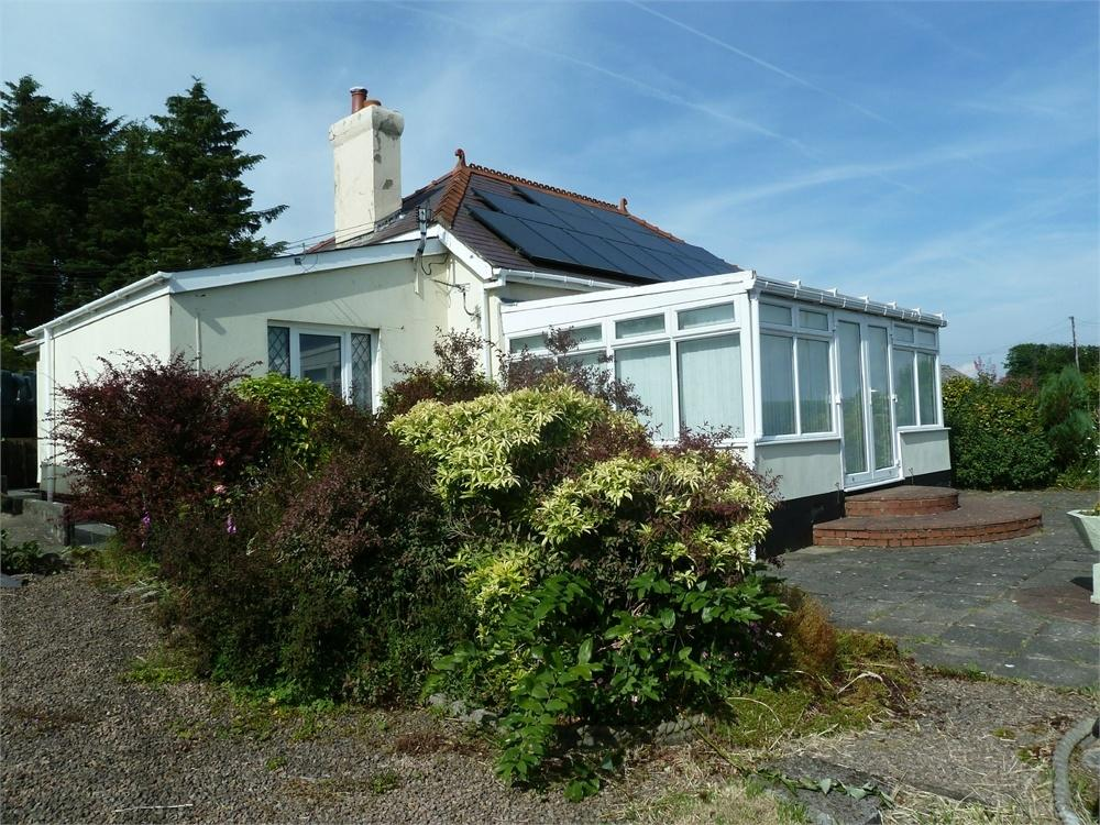 4 Bedrooms Detached Bungalow for sale in Wenallt, Tegryn, Llanfyrnach, Pembrokeshire