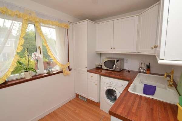 2 Bedrooms Flat for sale in 44 Glen Almond, St Leoanrds , Glasgow, G74 2JU