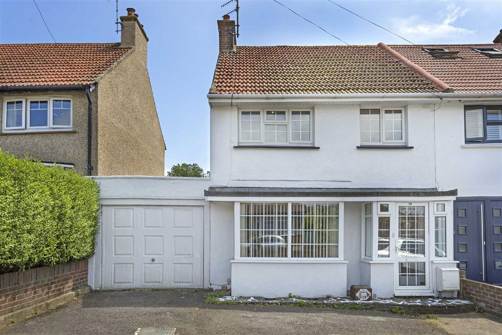 3 Bedrooms Semi Detached House for sale in Mile Oak Road, Southwick