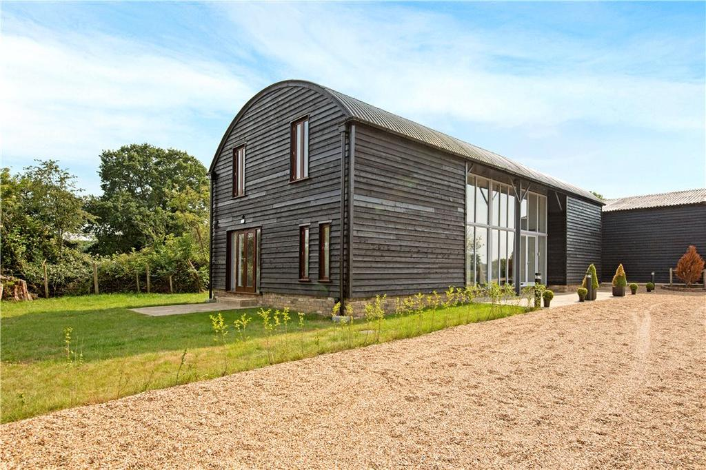 4 Bedrooms Detached House for sale in Southings Farm, Gaddesden Row, Hemel Hempstead, Hertfordshire, HP2