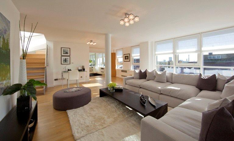 4 Bedrooms Penthouse Flat for sale in Regent Heights, 35 St. Edmunds Terrace, London, NW8