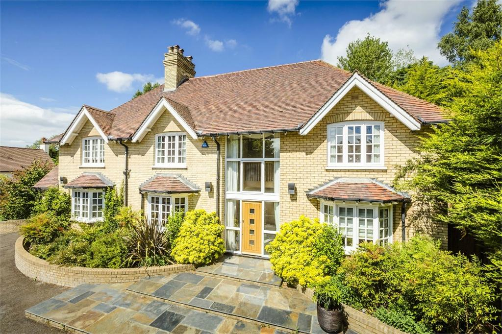 6 Bedrooms Detached House for sale in Orchard House, Broad Oak End, Bramfield Road