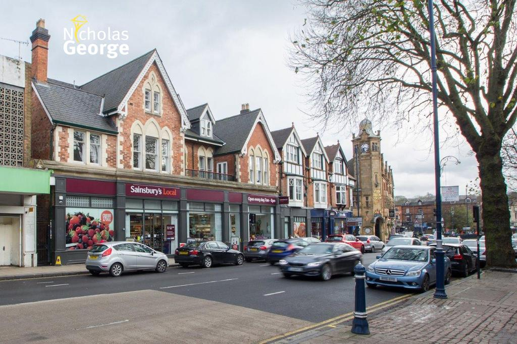 2 Bedrooms Duplex Flat for sale in Park Gate, Alcester Road, Moseley, Birmingham