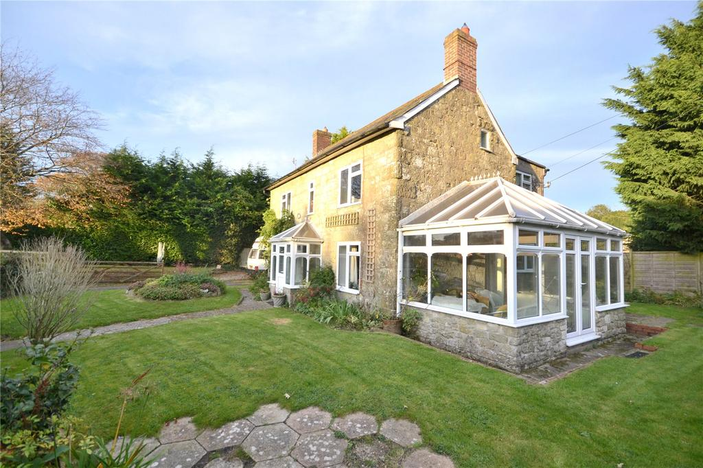 3 Bedrooms House for sale in Dennis Lane, Ludwell, Shaftesbury, Wiltshire, SP7