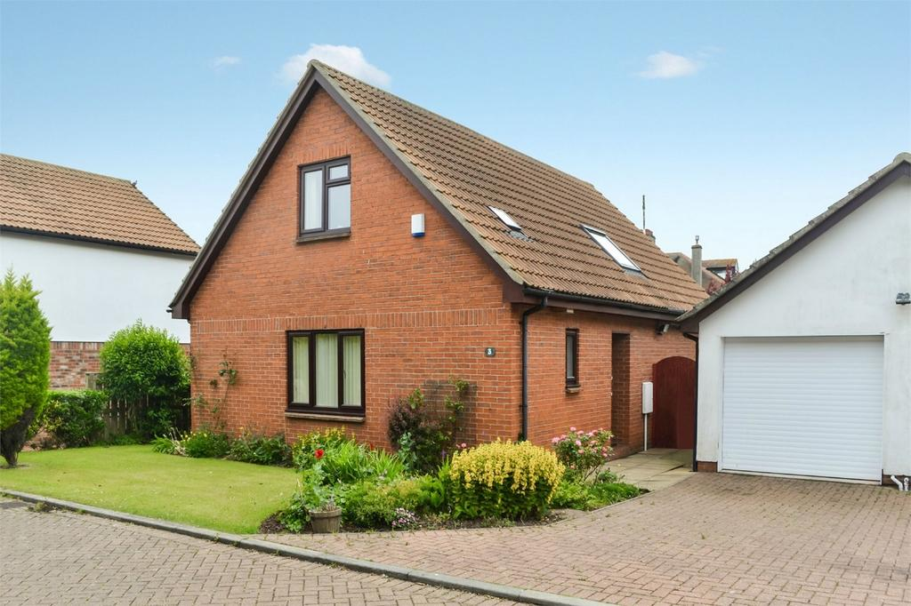 3 Bedrooms Detached House for sale in 3 Megstone Close, Seahouses, Northumberland