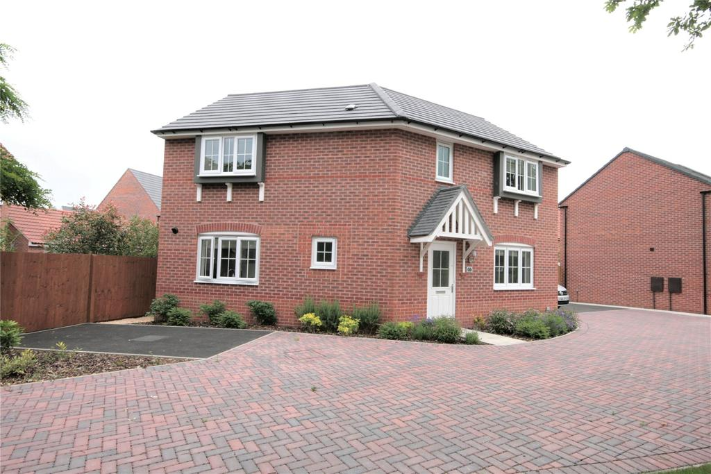 3 Bedrooms Detached House for sale in Tiber Road, North Hykeham, LN6