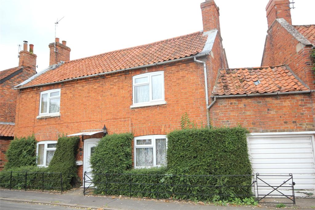 3 Bedrooms Detached House for sale in High Street, Osbournby, NG34