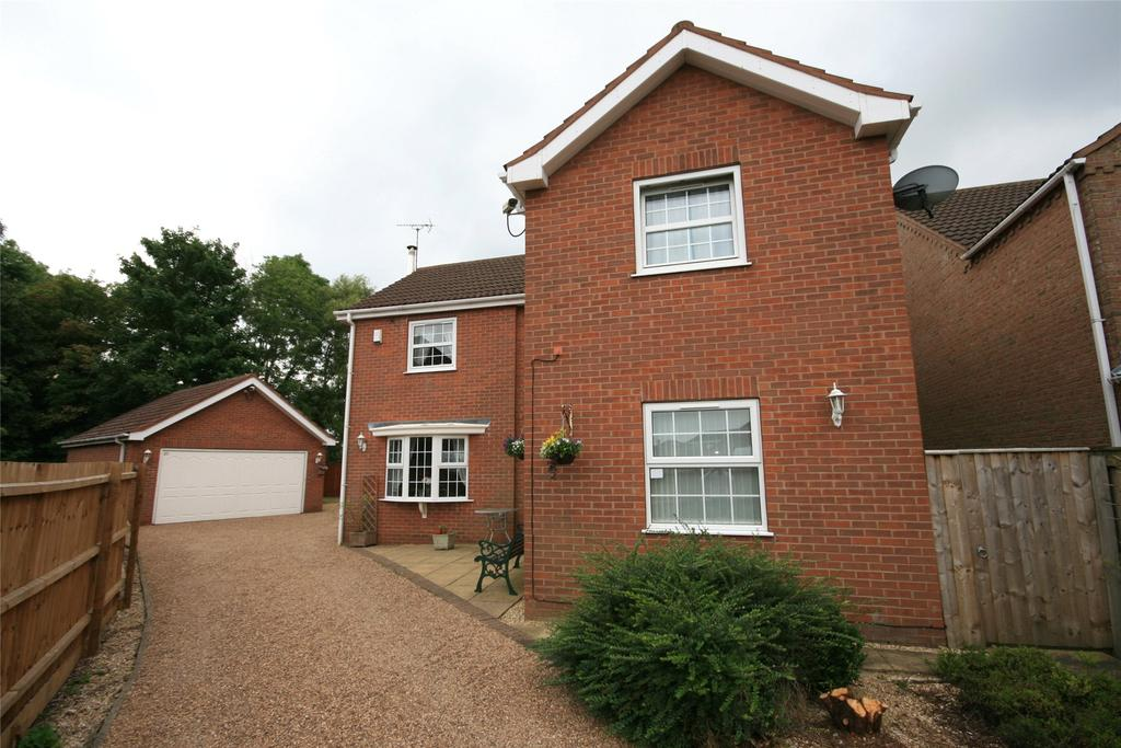 4 Bedrooms Detached House for sale in Jackson Drive, Kirton, PE20