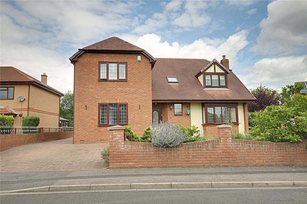 4 Bedrooms Detached House for sale in Hidcote Gardens, Ingleby Barwick