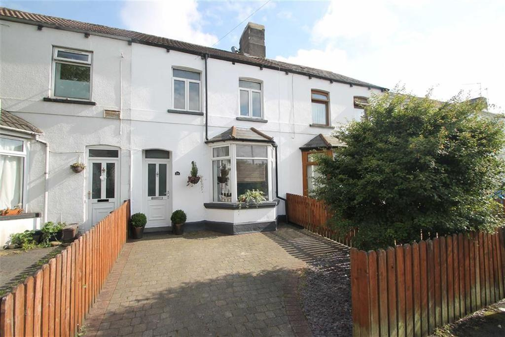 2 Bedrooms Terraced House for sale in Tyn-Y-Parc Road, Cardiff
