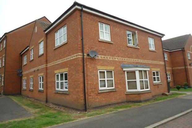 1 Bedroom Flat for sale in Englewood Close, off Anstey Lane, Leicester, LE4