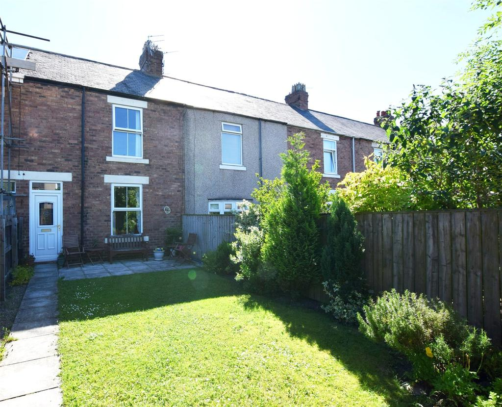 2 Bedrooms Terraced House for sale in Hazelrigg