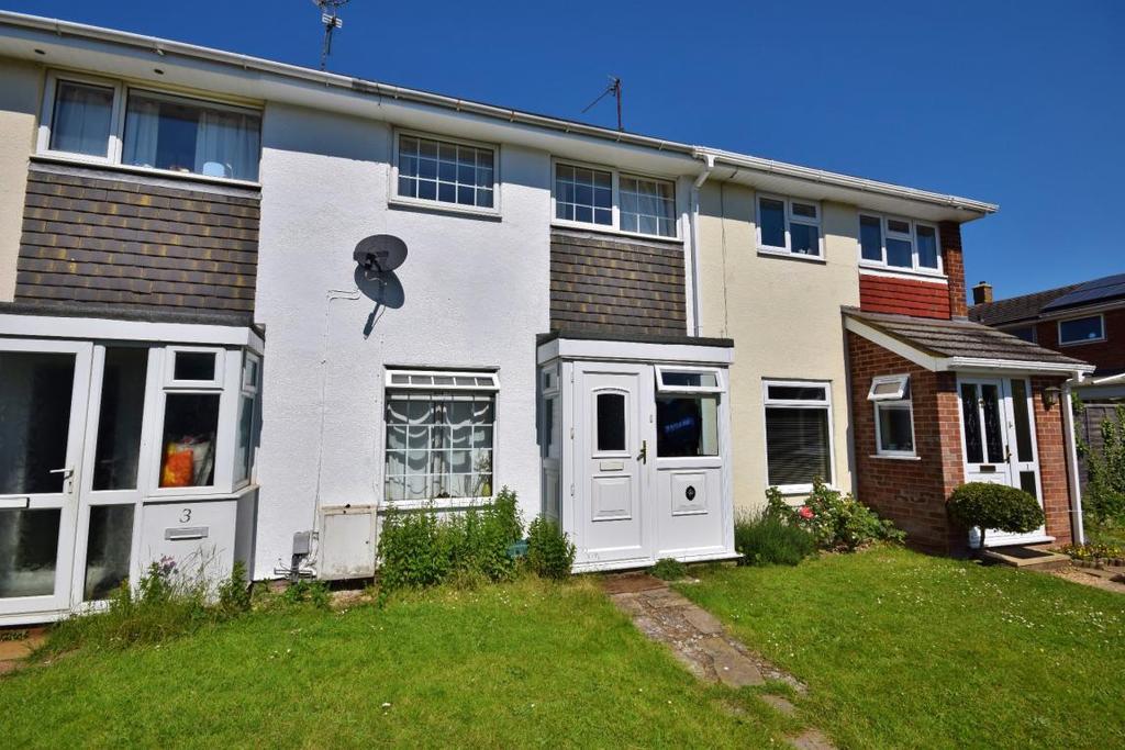 3 Bedrooms Terraced House for sale in Longmoor Road, Basingstoke, RG21