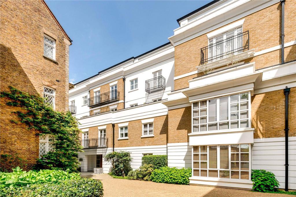 3 Bedrooms Flat for sale in Aspen Lodge, Abbots Walk, Kensington Green, London