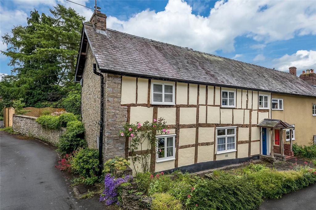 3 Bedrooms End Of Terrace House for sale in Watling Street, Leintwardine, Craven Arms