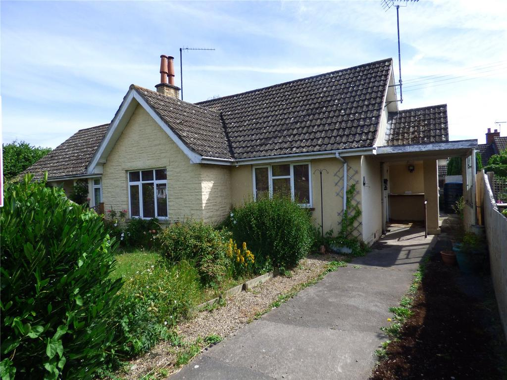 2 Bedrooms Semi Detached Bungalow for sale in Church Road Bungalows, Church Road, Eardisley, Hereford