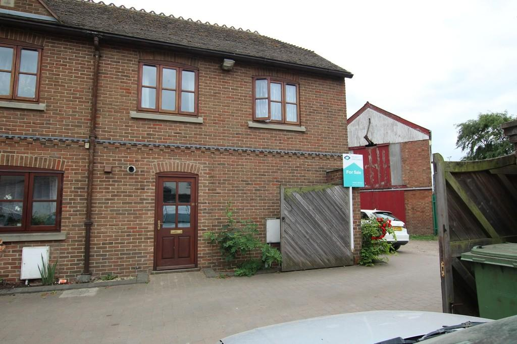 2 Bedrooms End Of Terrace House for sale in Lynn Road, Wisbech