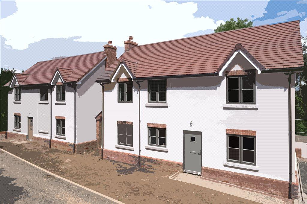 4 Bedrooms Detached House for sale in Plot 2 Parys Road, Ludlow, Shropshire, SY8
