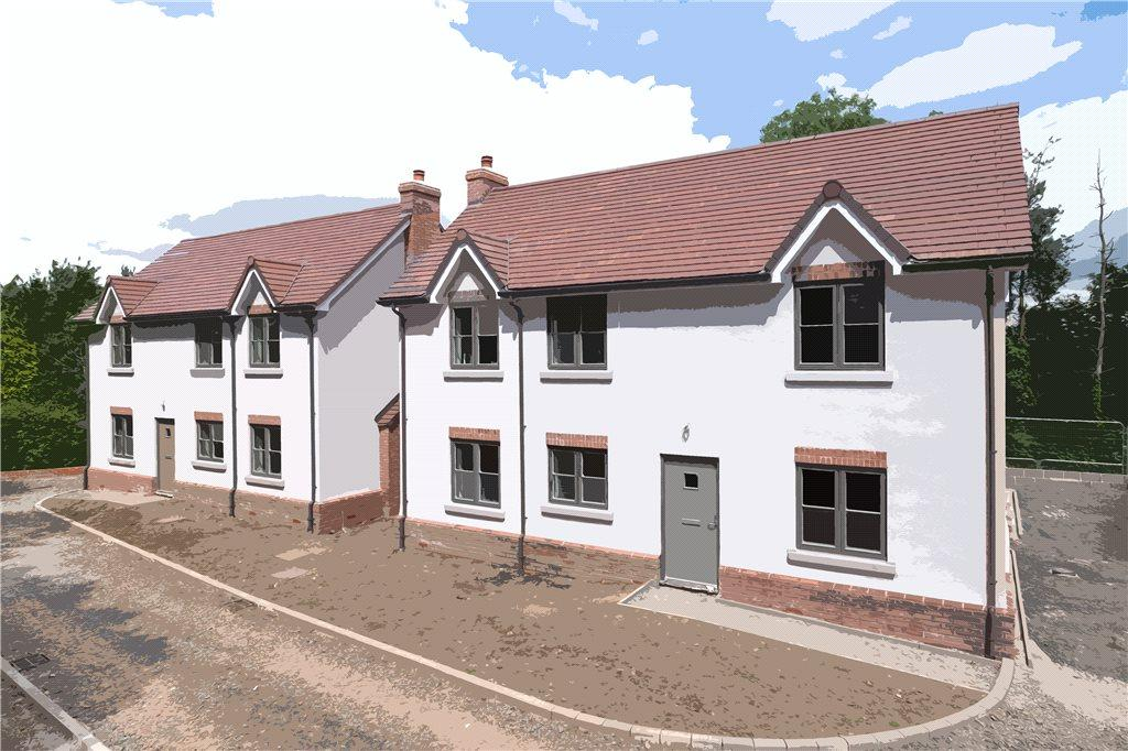 3 Bedrooms Detached House for sale in Plot 3 Parys Road, Ludlow, Shropshire, SY8