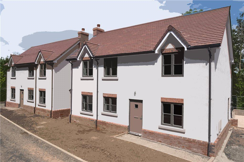 4 Bedrooms Detached House for sale in Plot 1 Parys Road, Ludlow, Shropshire, SY8
