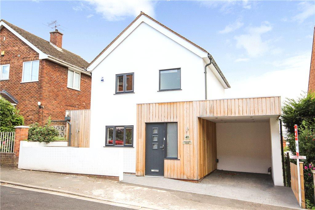 4 Bedrooms Detached House for sale in Woolhope Road, Worcester, Worcestershire, WR5