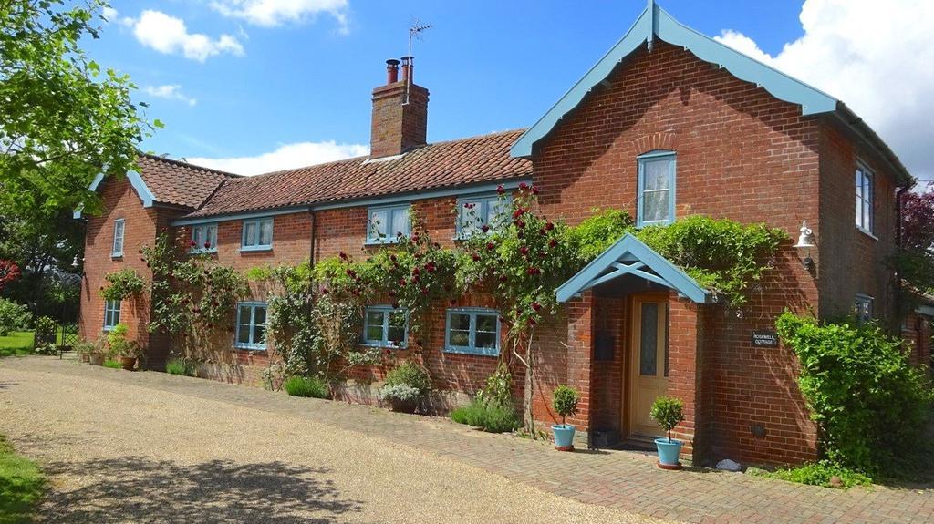 4 Bedrooms Detached House for sale in Boyland Common, Bressingham, Norfolk, IP22