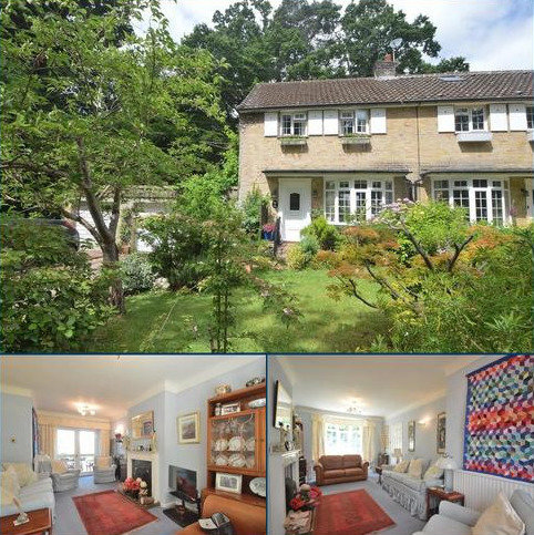 2 bedroom end of terrace house for sale - Hiltingbury Close, Chandler's Ford