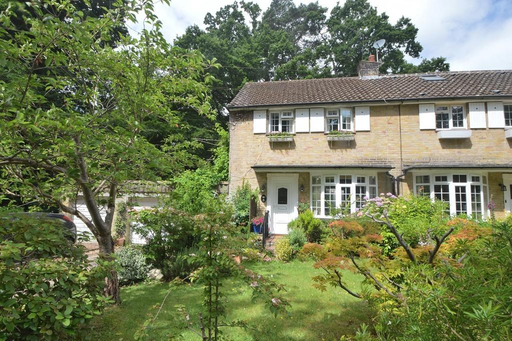 2 Bedrooms End Of Terrace House for sale in Hiltingbury Close, Chandler's Ford