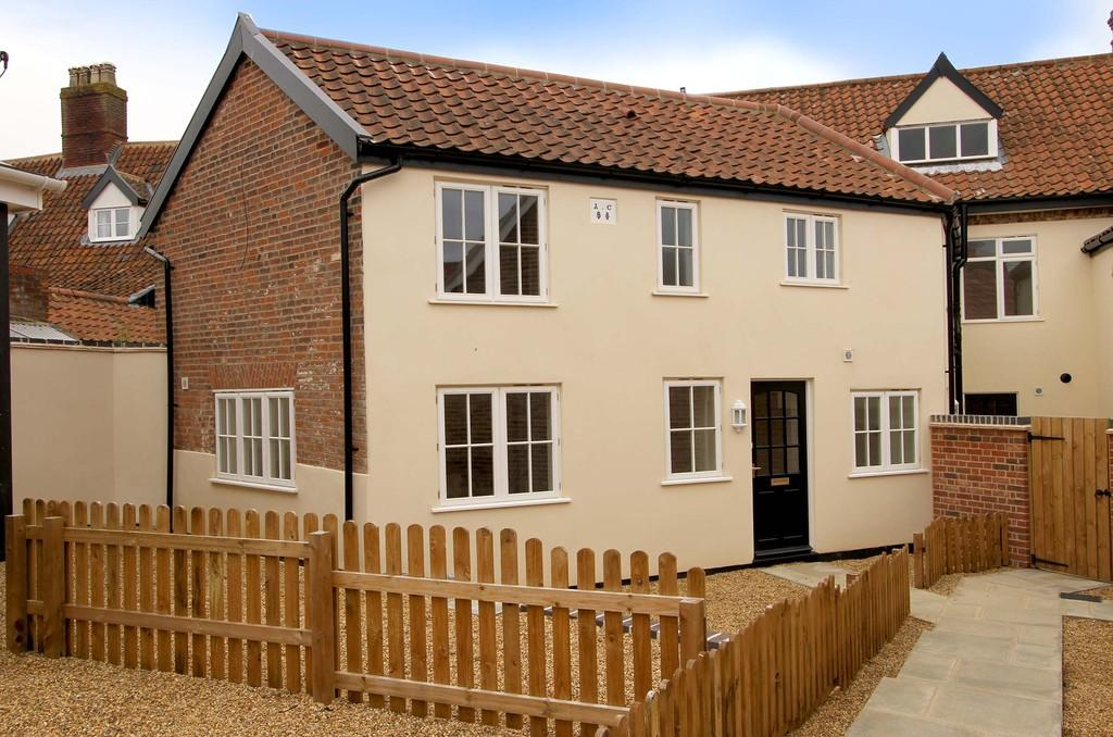 2 Bedrooms End Of Terrace House for sale in Chandlers Hill, Wymondham
