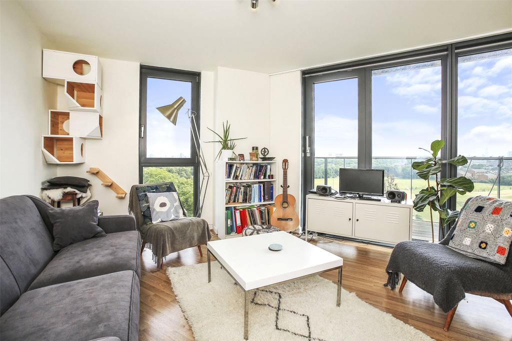 2 Bedrooms Flat for sale in Sky Apartments, Homerton Road, London, E9