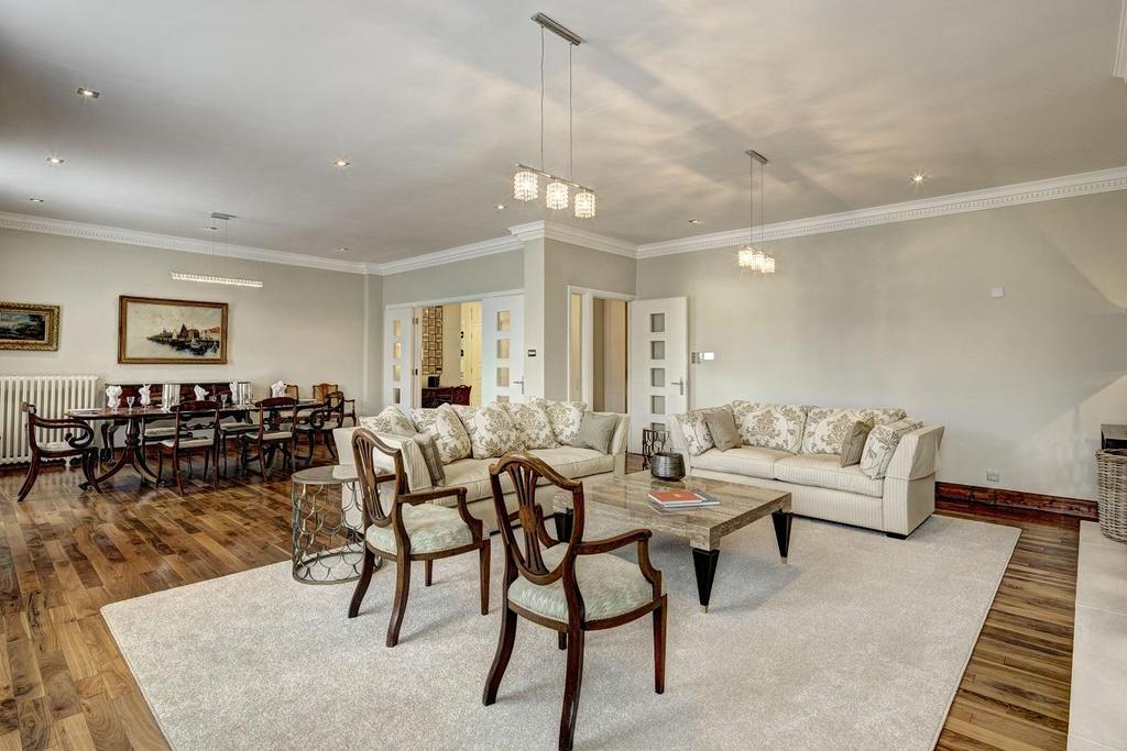 4 Bedrooms Flat for sale in Abbey Lodge, St John's Wood