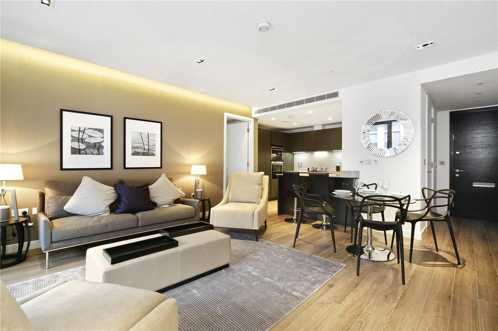 2 Bedrooms Flat for sale in Cashmere House, 37 Leman Street, London, E1