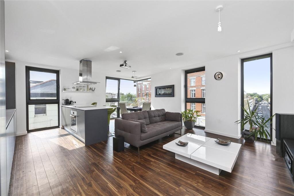 2 Bedrooms Flat for sale in Lavender House, 1B Ratcliffe Cross Street, London, E1