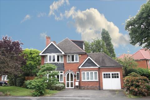 4 bedroom detached house for sale - Chestnut Drive, Erdington, B24 0DN