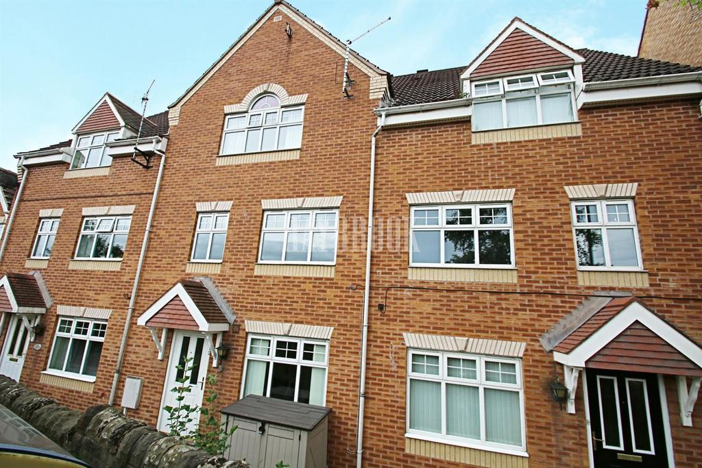 4 Bedrooms Terraced House for sale in Rose Hill Drive, Mosborough