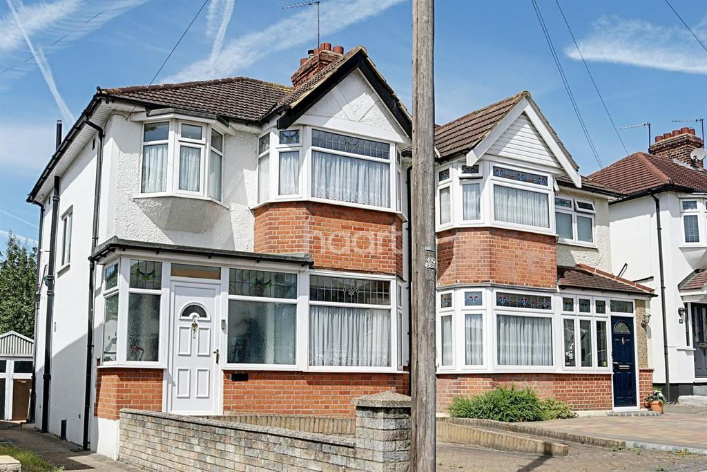 3 Bedrooms Semi Detached House for sale in Park End Road, Marshalls Park
