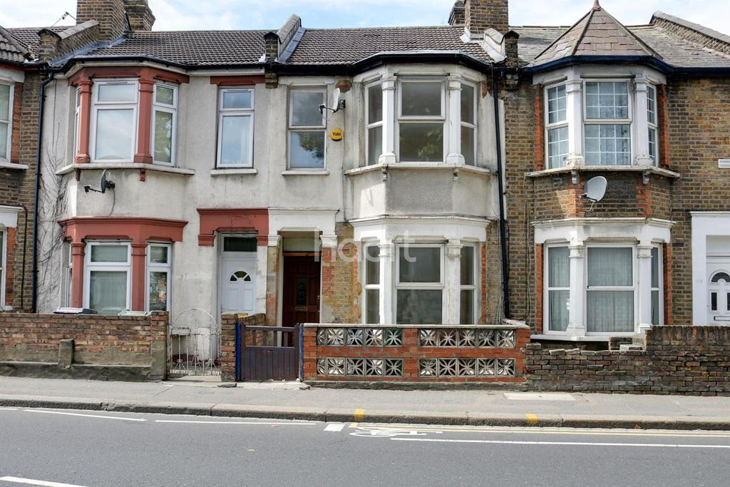 3 Bedrooms Terraced House for sale in Chingford Road, Walthamstow