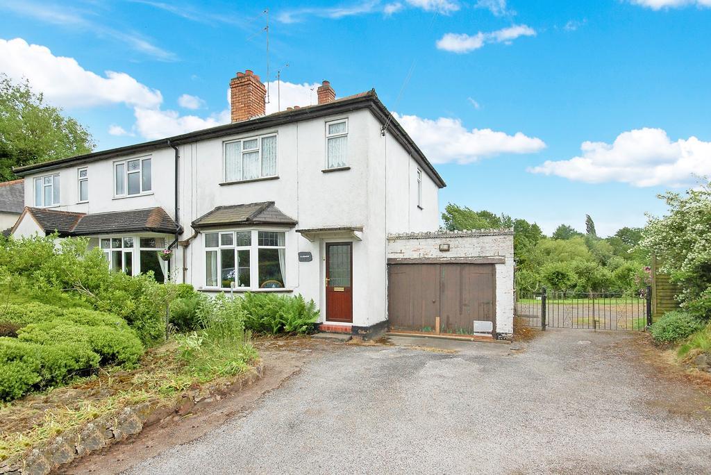 3 Bedrooms Semi Detached House for sale in Wolverhampton Road, Pattingham, WOLVERHAMPTON WV6