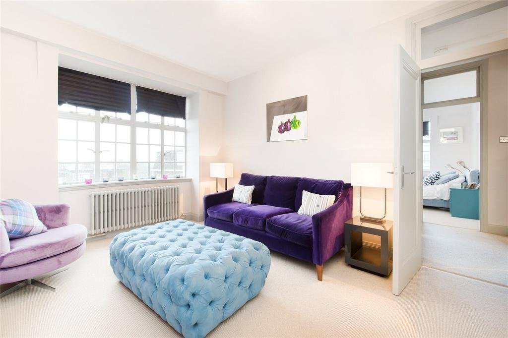 2 Bedrooms Flat for sale in Heathfield Court, Heathfield Terrace, London, W4
